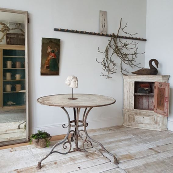 Arthur Swallow Fairs' Insta Decorative Home & Salvage Show - 27 February 2021