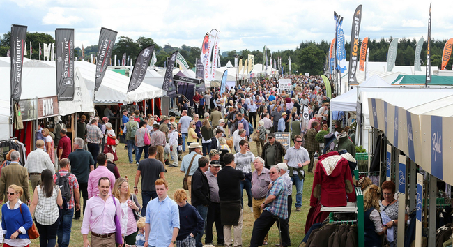 New Partnership with The Game Fair - the LAPADA Pavilion to open in July