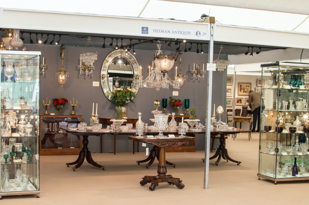 Antiques News & Fairs - Fileman Antiques - Petworth Park Art & Antiques Fair