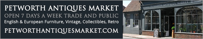Antiques News & Fairs - Petworth Antiques Market