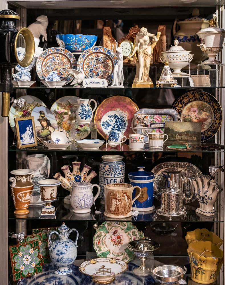 Antiques News & Fairs - Cotswolds Decorative Art Antiques Fair 3-6 January 2020