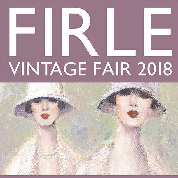 Antiques News & Fairs - Firle Vintage Fair - 11 - 12 August 2018