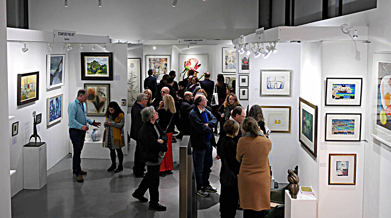 Antiques News & Fairs - Connect Art Fair announces both Winter and Summer Editions for 2020