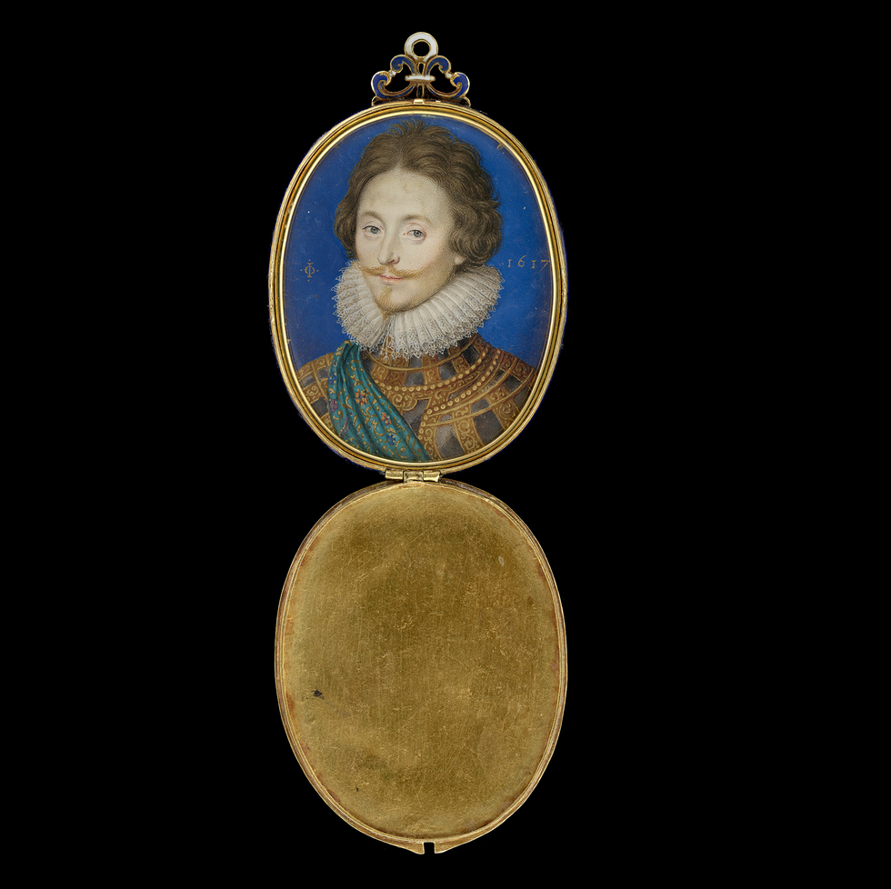 Antiques News & Fairs - Jewel in the Hand: Early Miniatures from Noble and Private Collections 12 March – 18 April