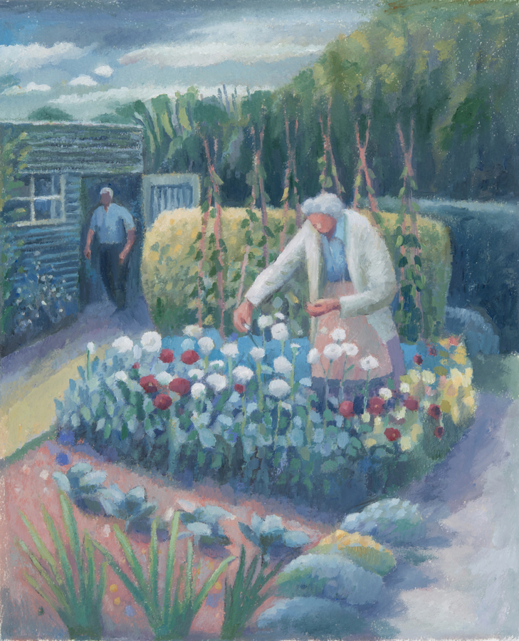 Antiques News & Fairs - Changing Seasons: Recent work by Kate Lynch & James Meiklejohn: Jerram Gallery 13 APRIL - 1 MAY 2019
