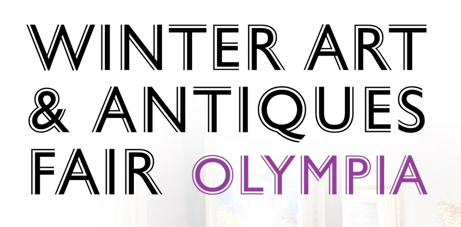 Antiques News & Fairs - Winter Olympia 29 Oct - 4 November confirmed