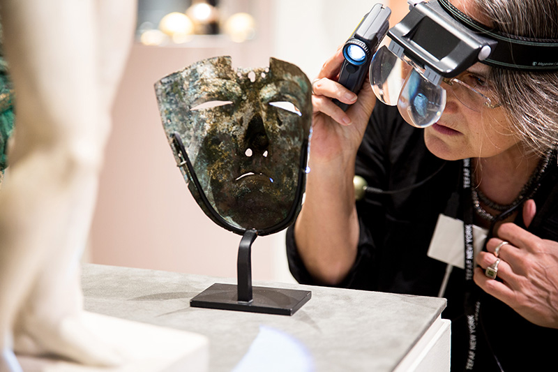 Antiques News & Fairs - TEFAF is introducing a new global vetting policy