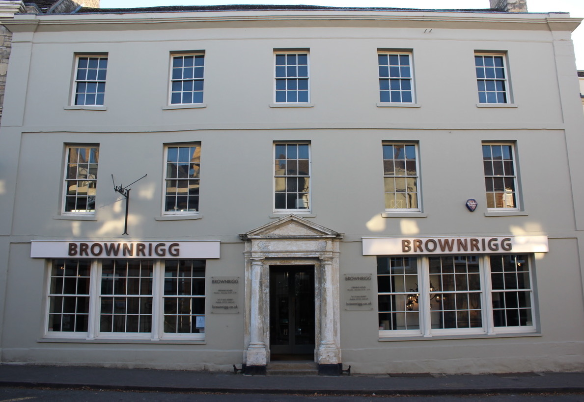 Antiques News & Fairs  - Brownrigg