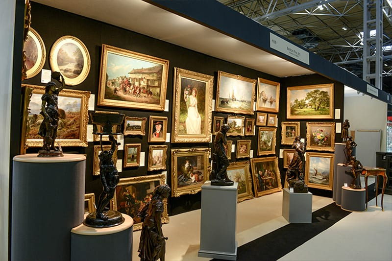 Antiques News & Fairs - Art & Antiques for Everyone NEC