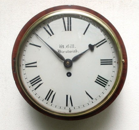 Edward Burd Antique Clocks