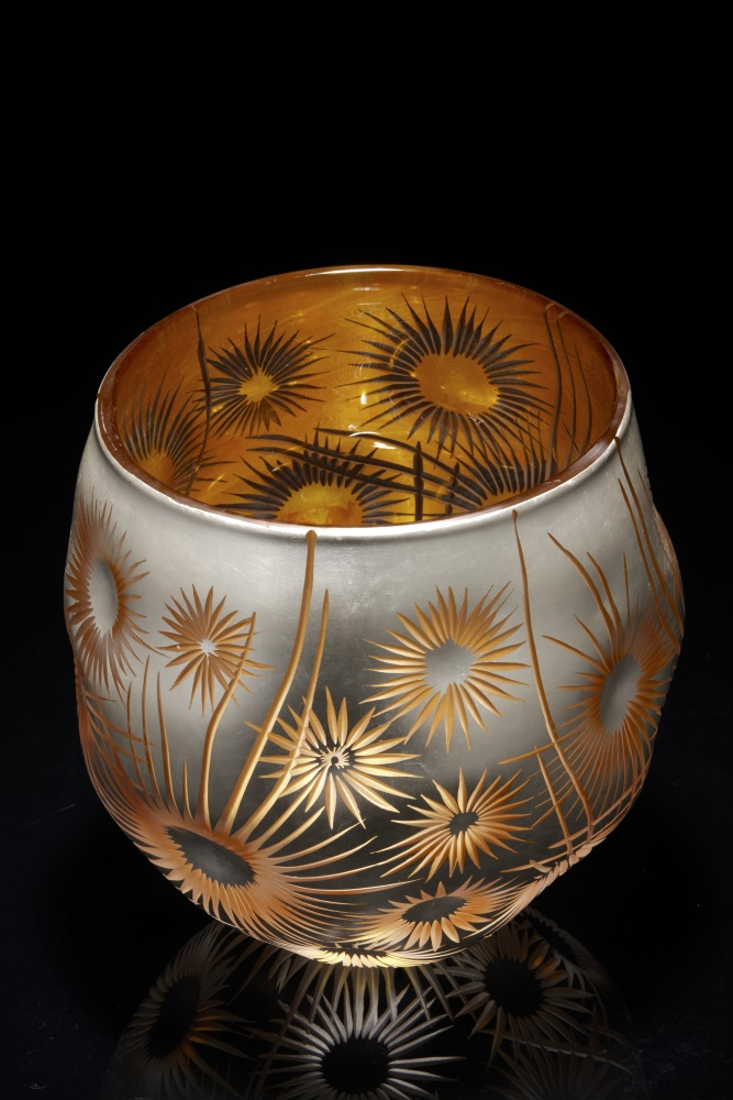 Antiques News - Glass Fair at Knebworth