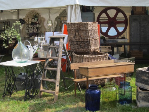 Antiques News - Antique Fair - The Cheshire Decorative Home & Salvage Show
