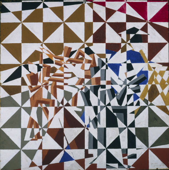 Antiques News & Fairs - Pallant House Gallery presents Bomberg