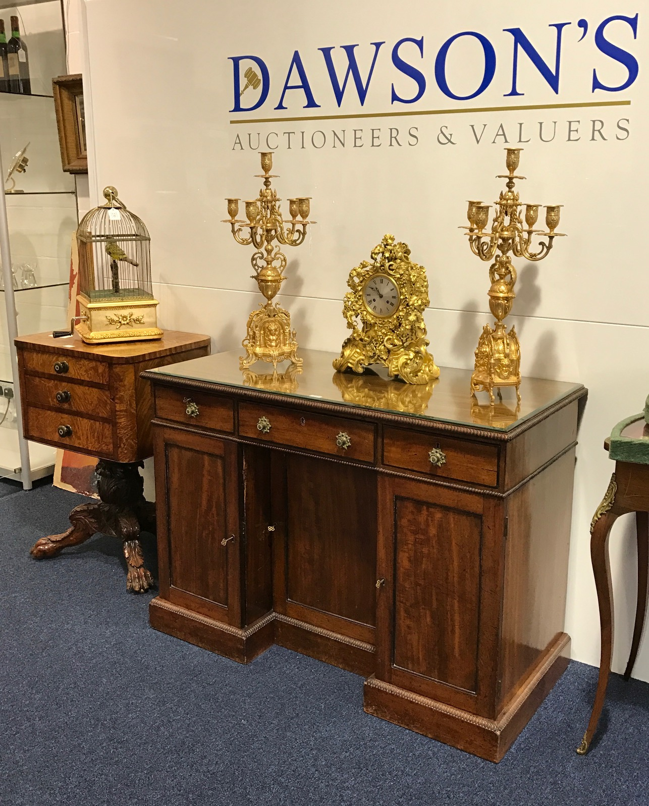 Antiques News & Fairs - Dawsons of Maidenhead appoints Antiques Young Gun