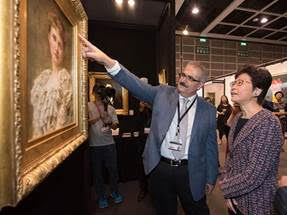 Antiques News - Antiques Fair - Fine Art Asia 2017