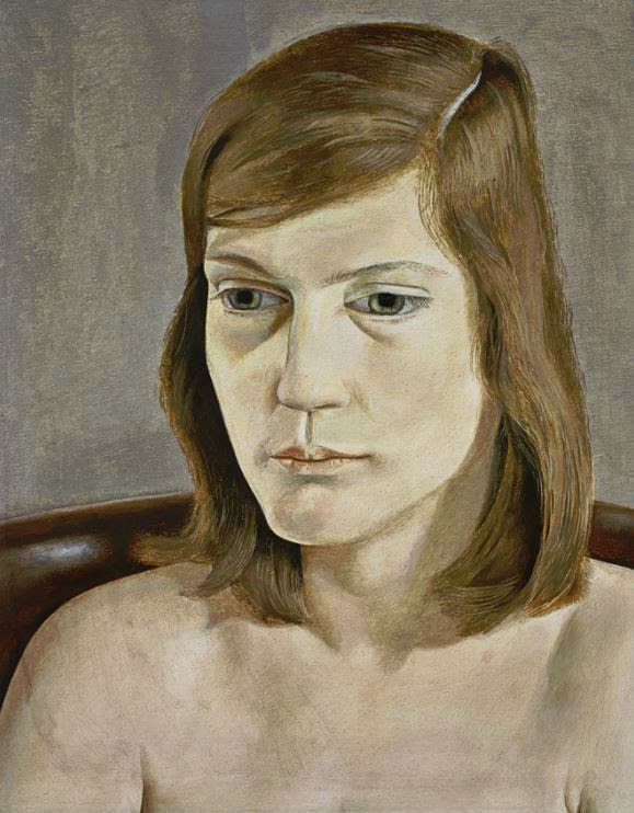 Antiques News - Early Freud Works to Display at Pallant House Gallery