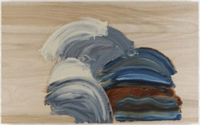 Antiques News & Fairs - Howard Hodgkin: Painting India