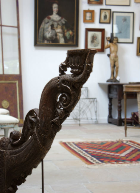 Antiques News & Fairs - A Weekend of Collaboration at Molly & Maud's Place