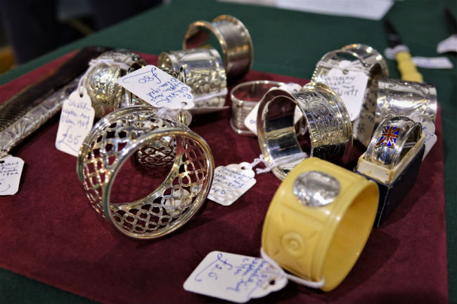 Antiques News & Fairs - Newark is 'The Big One' to Overseas Buyers