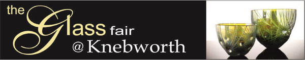 Antiques News - Antique Fair - The Glass Fair at Knebworth
