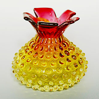 Prachen Glass - Czechoslovakia,