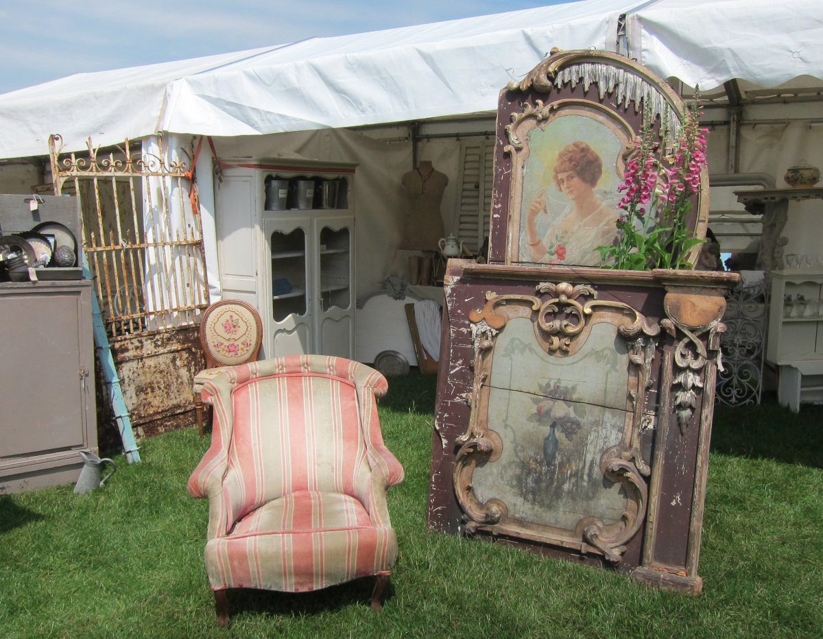 Arthur Swallow Antiques Fairs