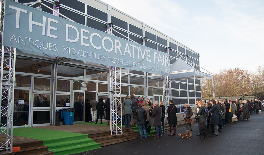 Antiques News & Fairs - Decorative Antiques & Textile Fair