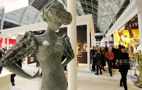 Antiques News & Fairs - Winter Olympia Fine Art & Antiques Fair