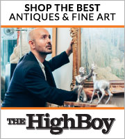 The Highboy Antiques + Design Weekly Blog